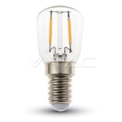 LED žarulja za hladnjak E14 ST26 2W filament