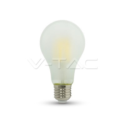 V-TAC LED žarulja E27 10W filament frost cover