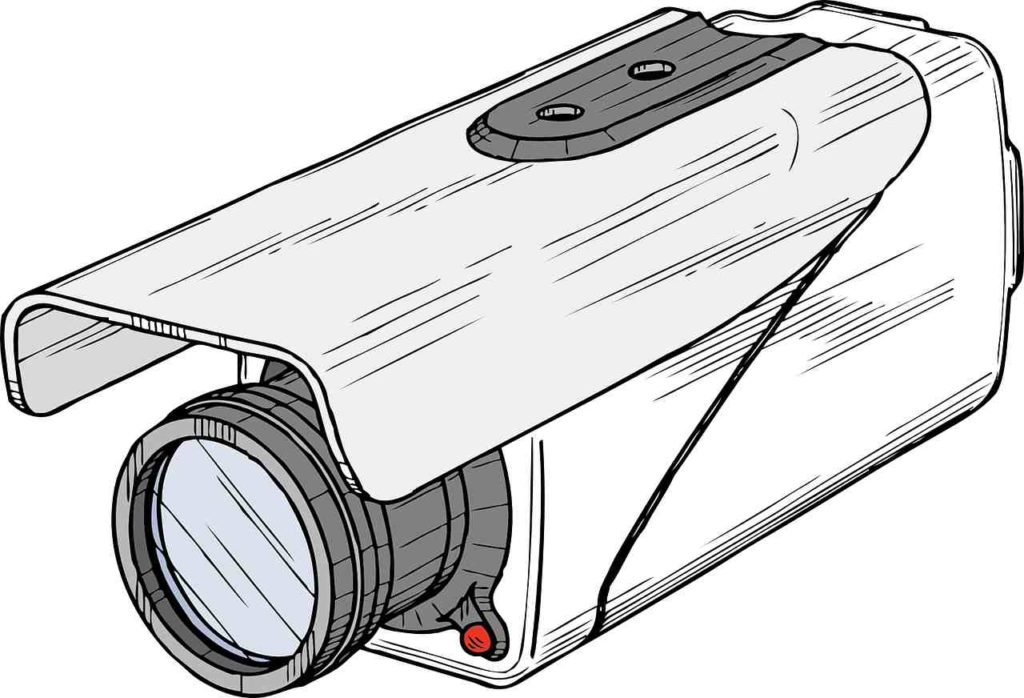 Kamera za video nadzor s zvukom